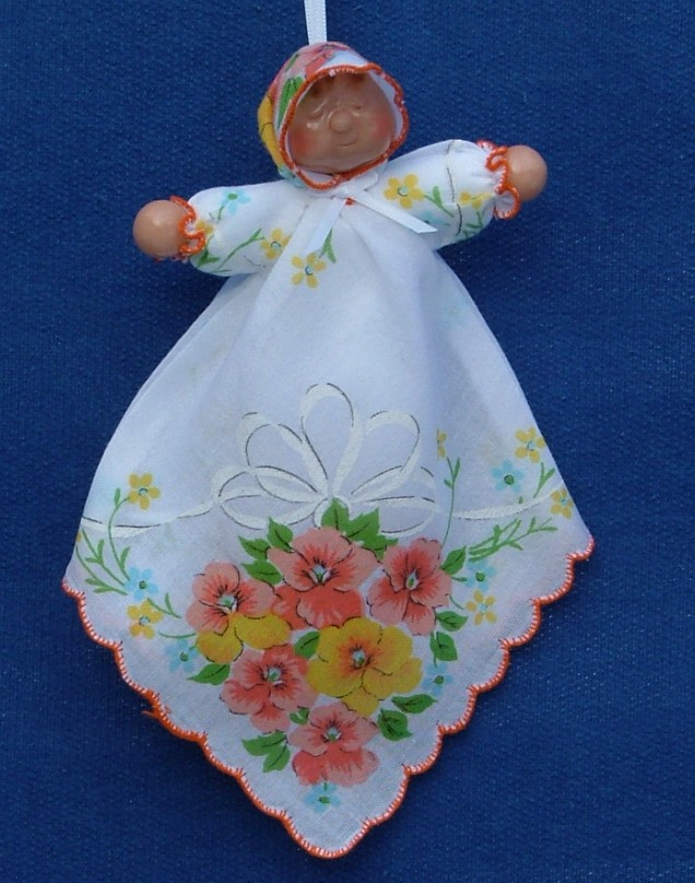 Handkerchief Doll Craft